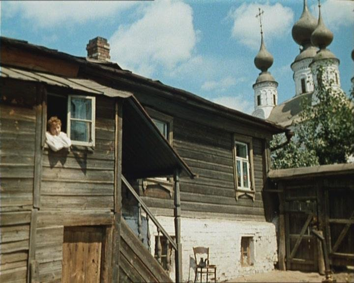 Свадьба бальзаминова где снимали фильм